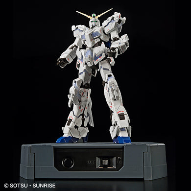 Gundam Base RG Unicorn Gundam [Destroy Mode] Lighting ver TWC - Nu Type Members Specials