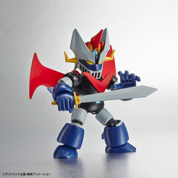 SD Gundam Cross Silhouette - Great Mazinger