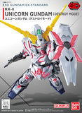 SD Gundam EX-Standard Unicorn Gundam (Destroy Mode)