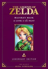 The Legend of Zelda Legendary Edition Volume 3 (Majora's Mask & A Link to the Past)
