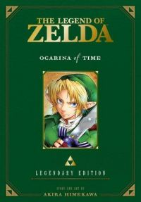 The Legend of Zelda Legendary Edition Volume 1 (Ocarina of Time Parts 1 & 2)