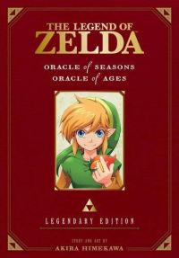 The Legend of Zelda Legendary Edition Volume 2 (Oracle of Seasons & Oracle of Ages)