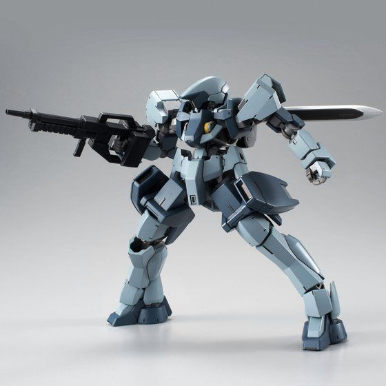 (P-Bandai) HG IBO Graze Ground Type Twin Set