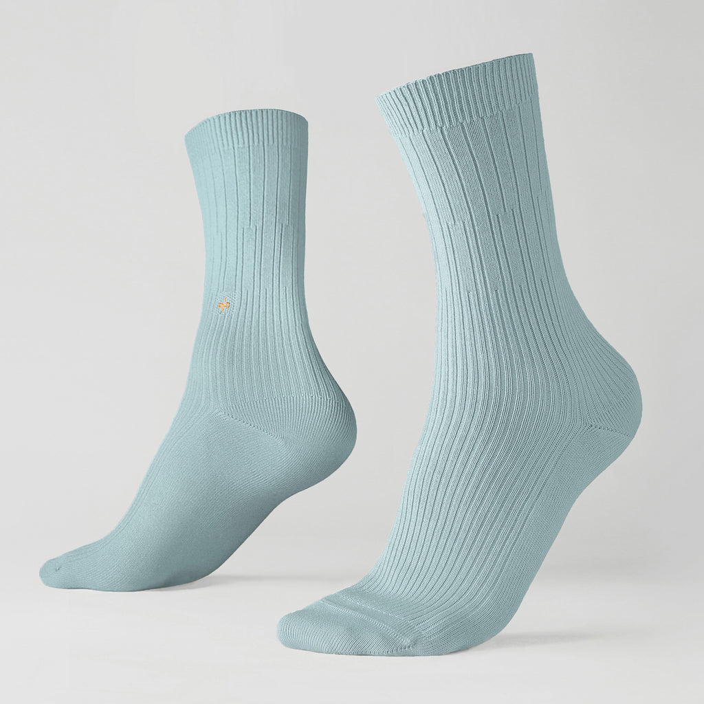 Dueple's New wave swiit Colored Left Sock