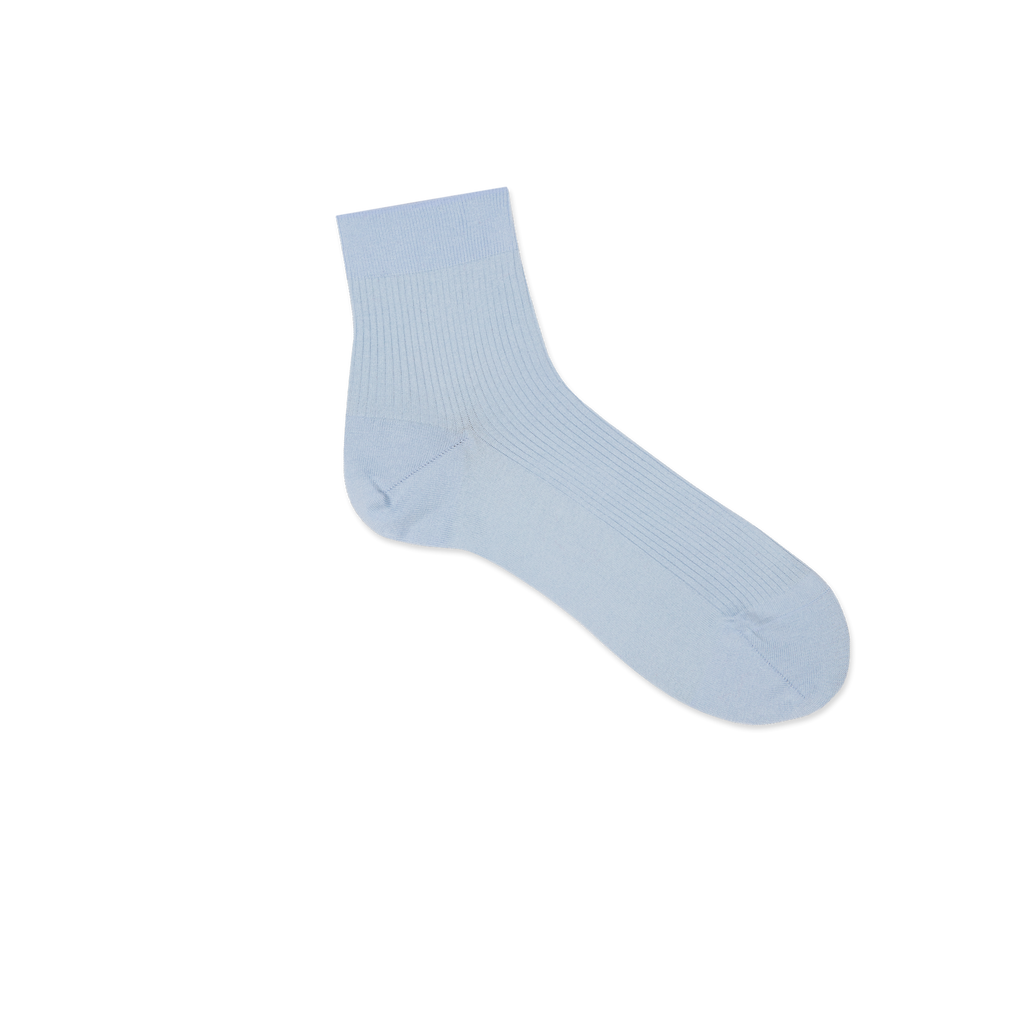 Dueple's Ankle summer breeze Colored Right Sock