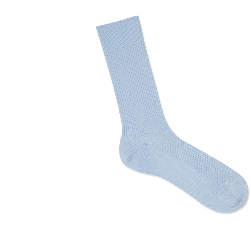 Dueple's Summer breeze Colored Right Sock