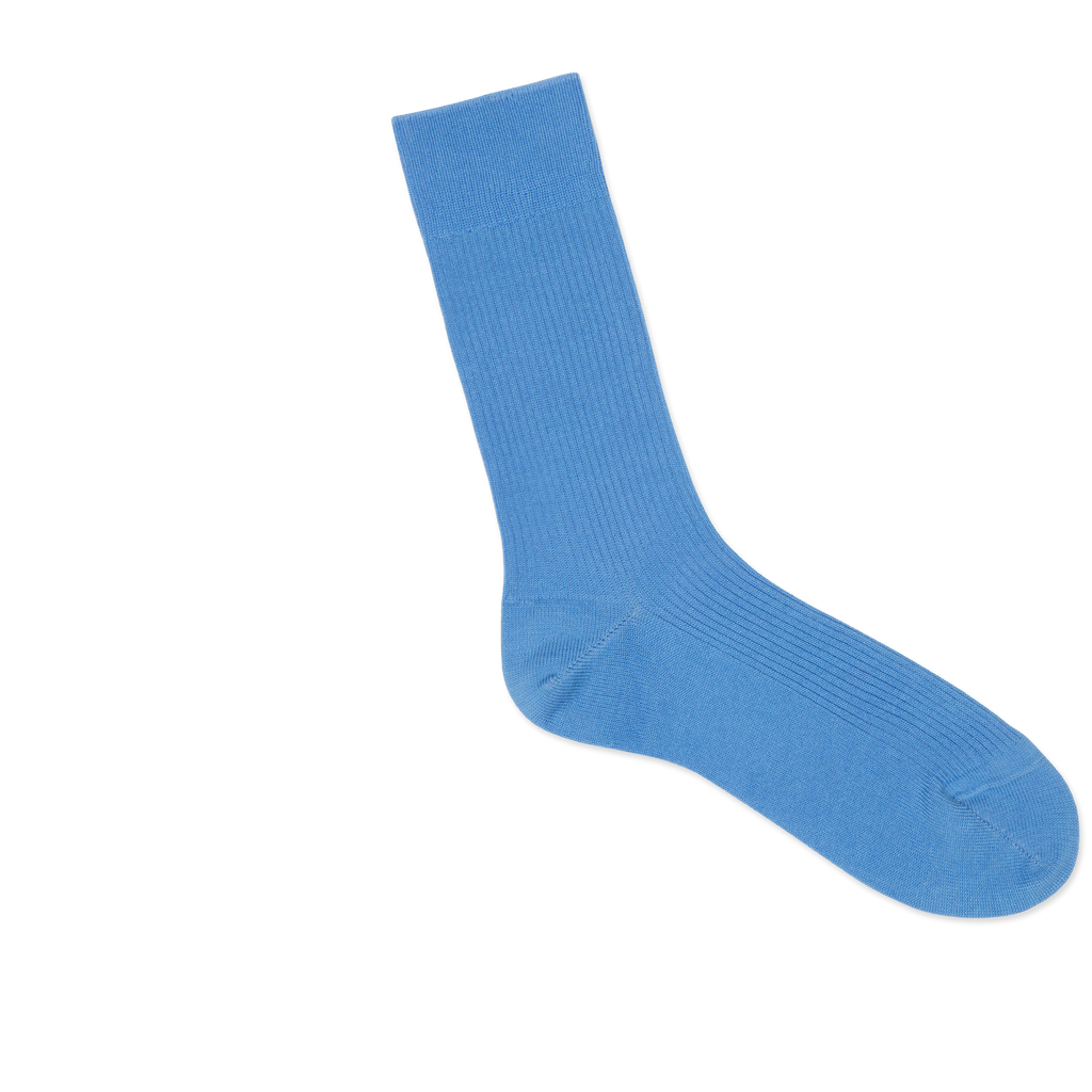 Dueple's High above Colored Right Sock