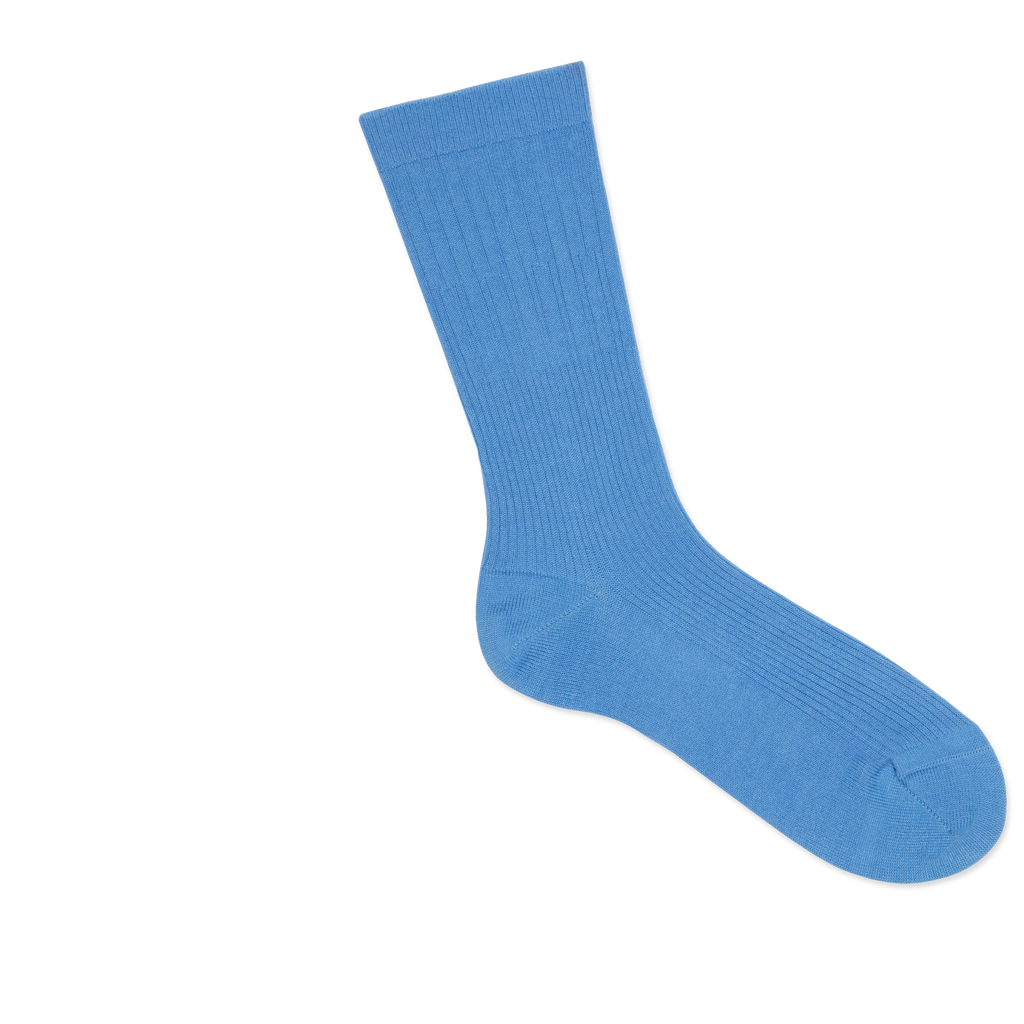 Dueple's High above swiit Colored Right Sock