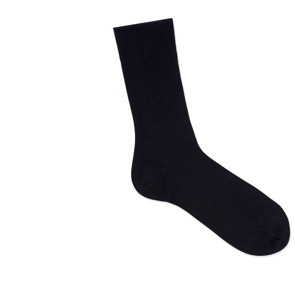Dueple's Nine to five Colored Right Sock