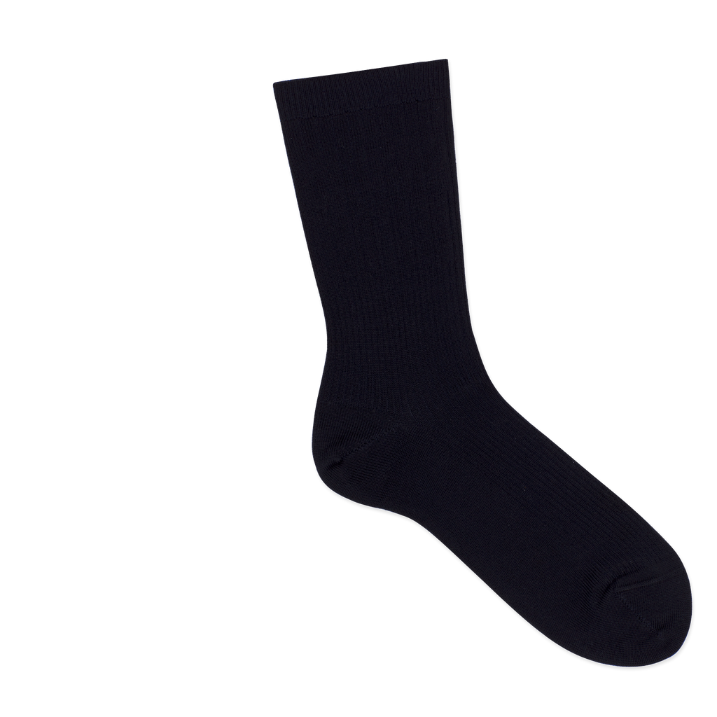 Dueple's Nine to five swiit Colored Right Sock