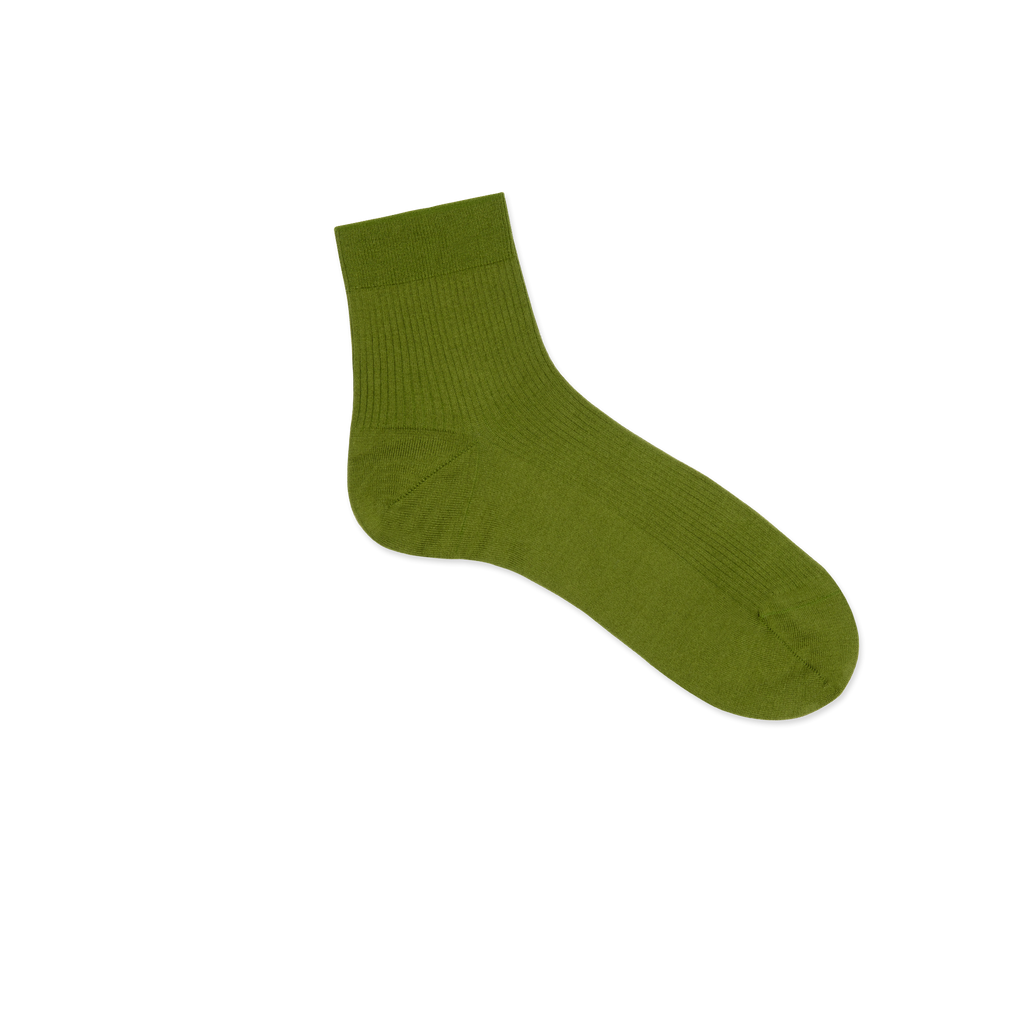 Dueple's Ankle ninja turtle Colored Right Sock