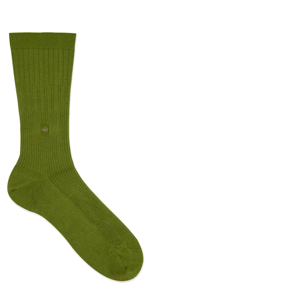 Dueple's Ninja turtle swiit Colored Left Sock
