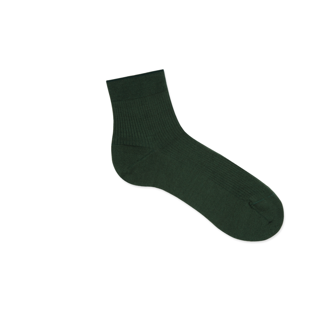 Dueple's Ankle kings court Colored Right Sock
