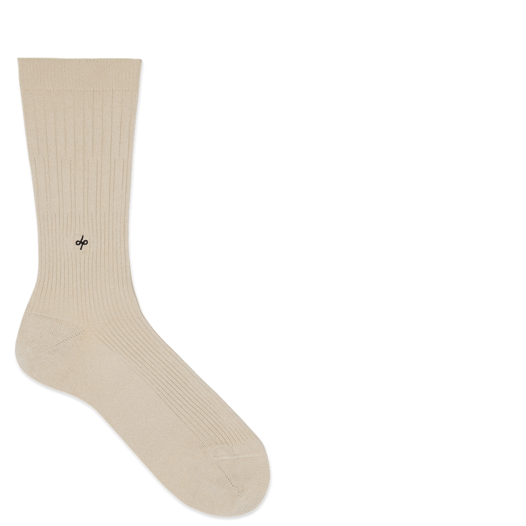 Dueple's Baba ganoush swiit Colored Left Sock