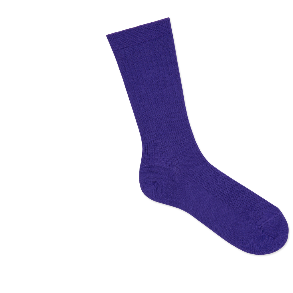 Dueple's Prince swiit Colored Right Sock