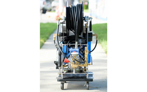 All-in-One Pressure Washer Cart