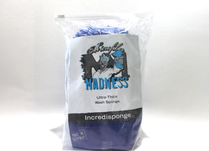 MicroFiber Madness Incredisponge