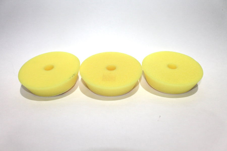RUPES Yellow Fine Foam Pad - 3""