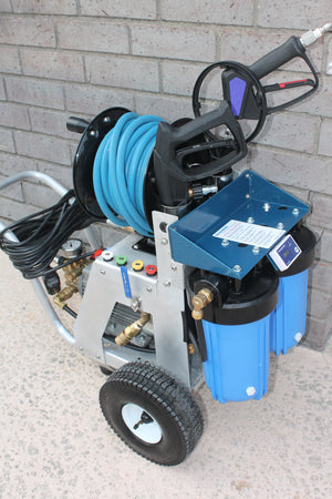 All-In-One-Cart Pressure Washing System (BUILT TO ORDER)