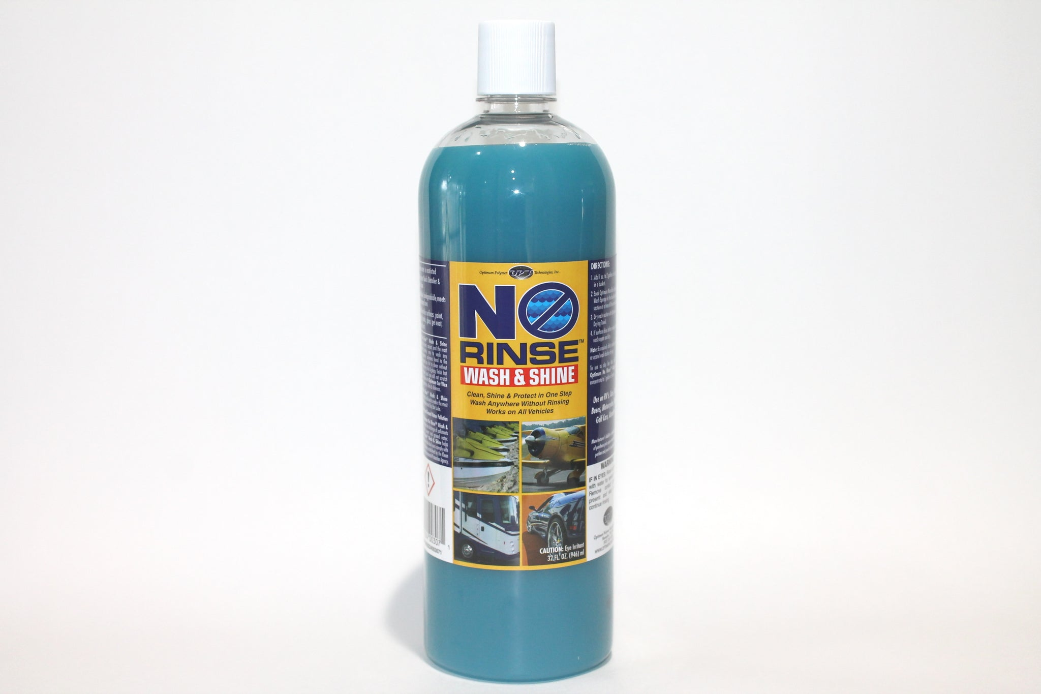Optimum No Rinse >> Optimum No Rinse Wash Shine 32 Oz Autobahn Detail Llc