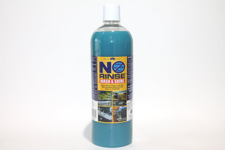 Optimum No Rinse Wash & Shine 32 oz