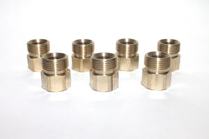 "M22 Male X 3/8"" Female Plug"