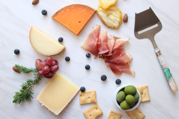 Cheese & Charcuterie Club - Cured and Cultivated