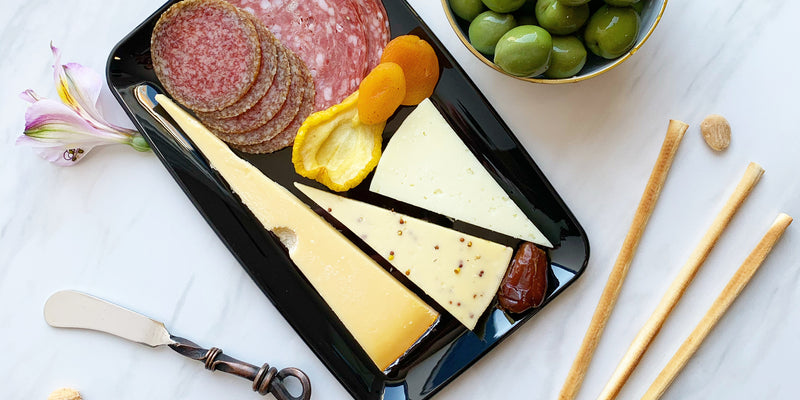 Cheese plate - Cured and Cultivated
