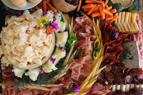 Cheese and Charcuterie ideas - Cured and Cultivated