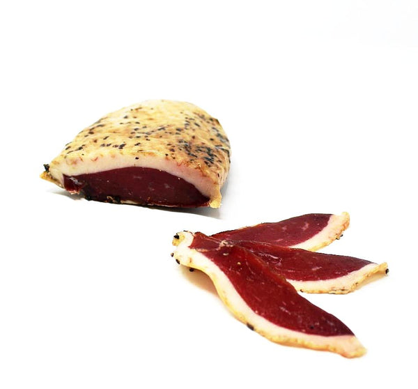 Duck Prosciutto - Cured and Cultivated