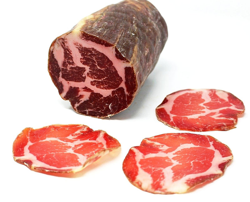 Coppa Sweet - Cured and Cultivated