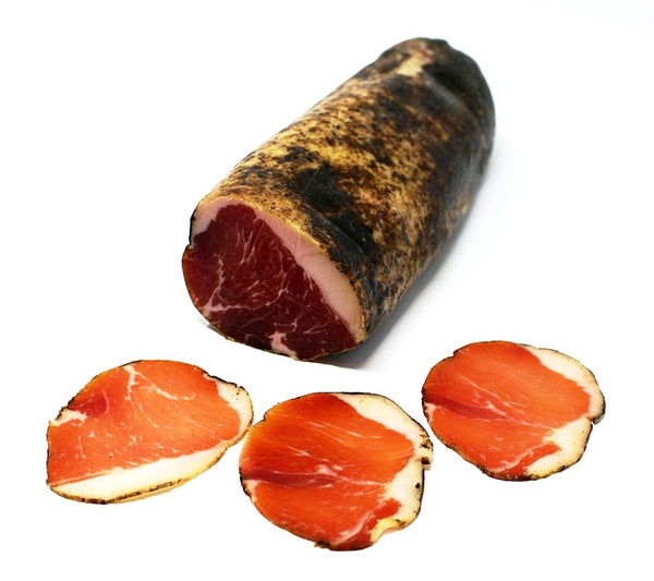 Lonzino - Cured and Cultivated