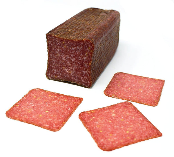 Mustard Seed Salami by Piller's - Cured and Cultivated