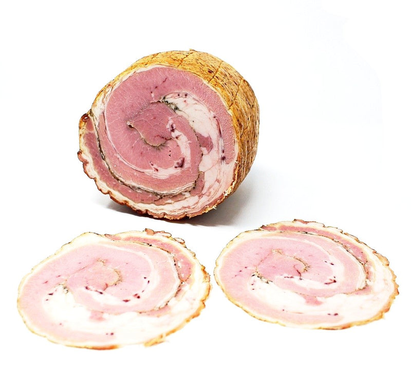 Veal Roulette - Cured and Cultivated