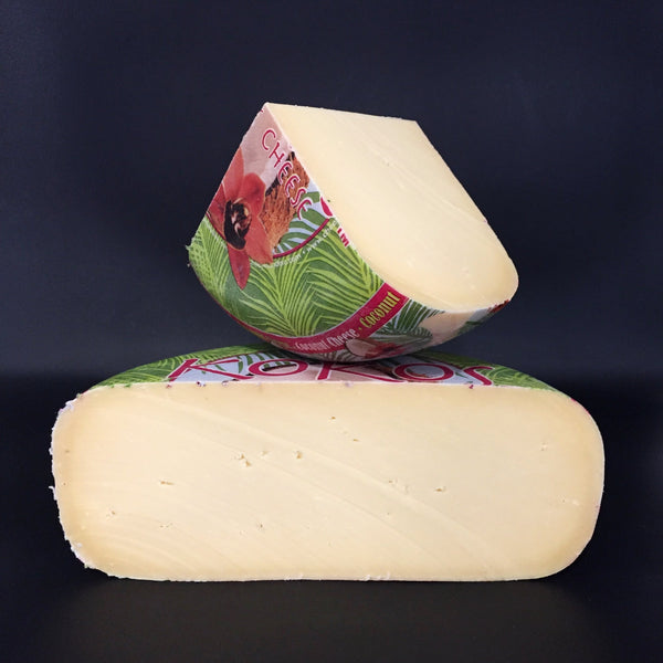 KoKos - Coconut Cheese - Cured and Cultivated