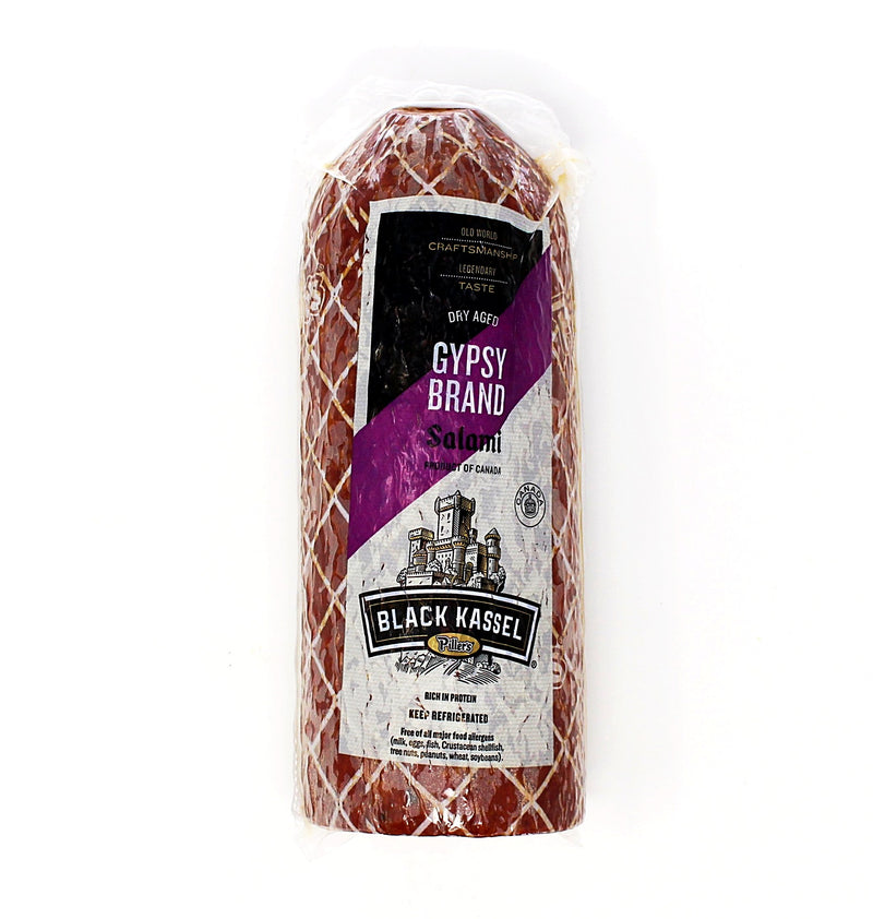 Gypsy Salami by Piller's - Cured and Cultivated