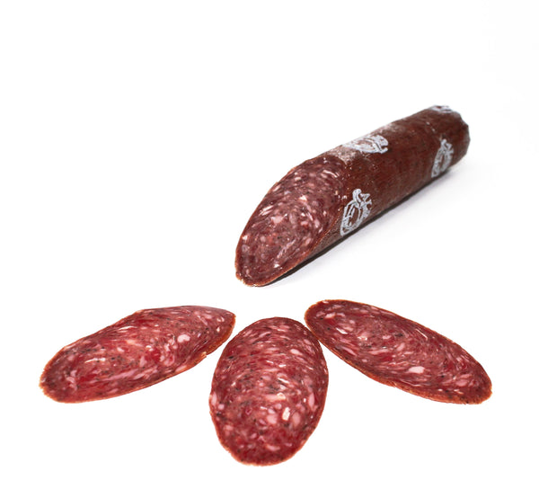 Gruzinskaya Cold Smoked Salami by Alef - Cured and Cultivated