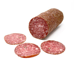 German Style Salami with Peppercorns - Cured and Cultivated