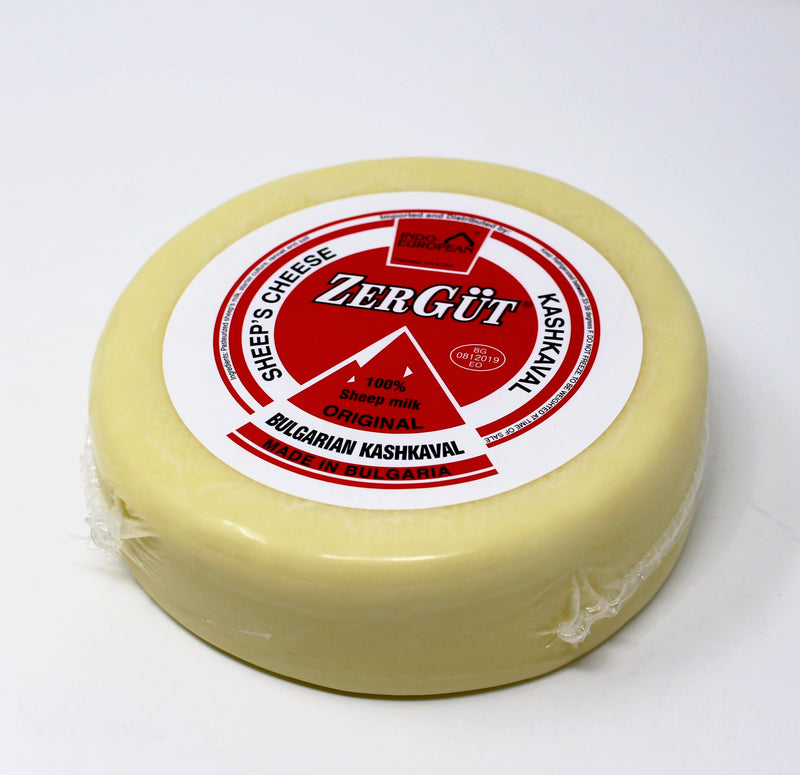 Kashkaval Cheese - Cured and Cultivated