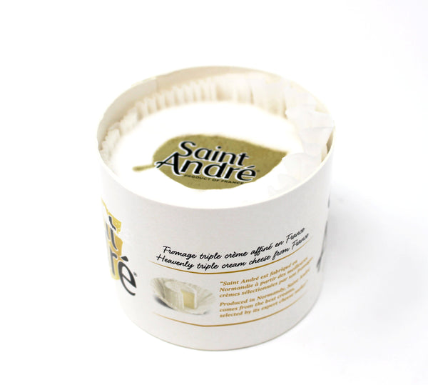 Saint Andre Triple Cream, 7 oz cup - Cured and Cultivated