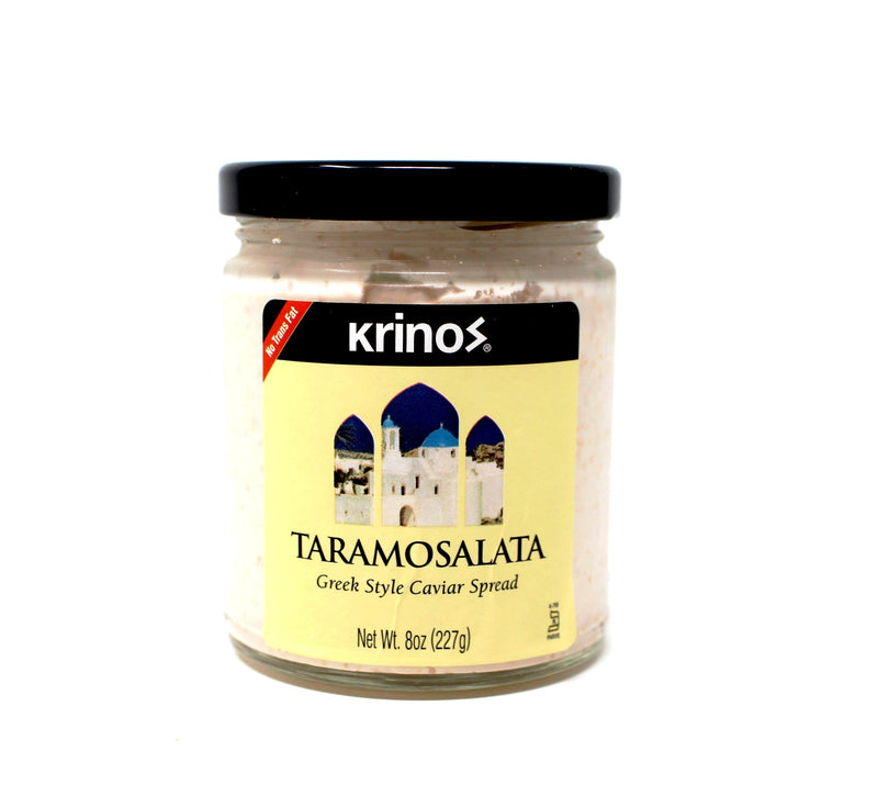 Krinos Taramosalata - Cured and Cultivated