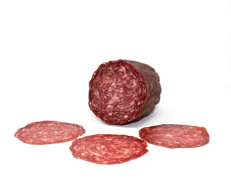Salami Toscano by Olli - Cured and Cultivated