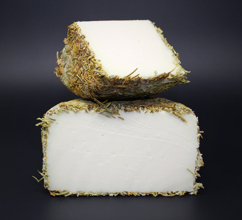 Cabra Romero - Goat Cheese with Rosemary - Cured and Cultivated
