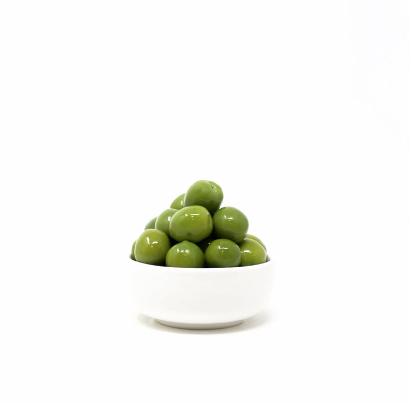 Castelvetrano Olives, 1 lb - Cured and Cultivated