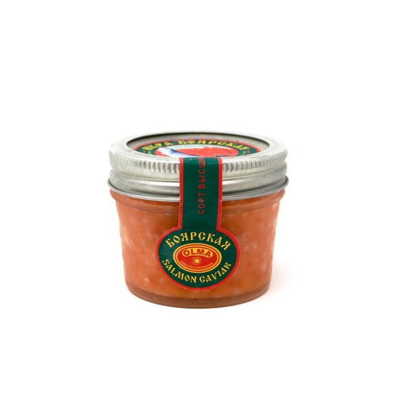 Boyarskaya - Salmon Red Caviar, 4 oz