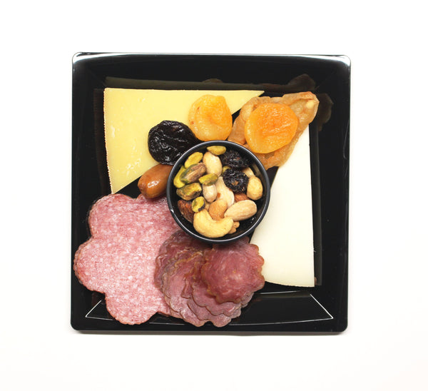 Cheese & Charcuterie Plate, 5 oz - Cured and Cultivated