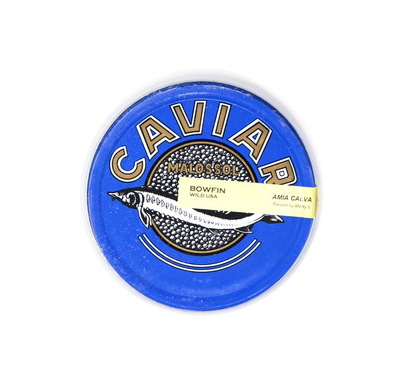Bowfin Caviar, 3.9 oz - Cured and Cultivated