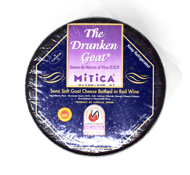 Drunken Goat - Wine Washed Goat Cheese