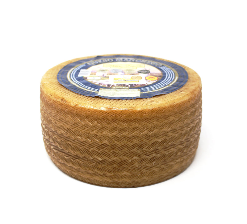 Manchego 12 month - Cured and Cultivated