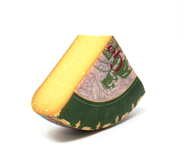 Gouda Pittig Aged 4 Years - Cured and Cultivated